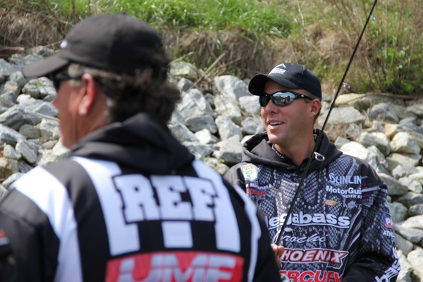 Aaron martens for Ultimate match fishing